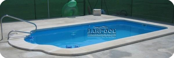 Tama os de albercas peque as for Piscinas desmontables cuadradas