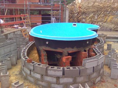 Piscinas elevadas de obra contenedores isotermicos para for Construccion de piscinas de obra elevadas