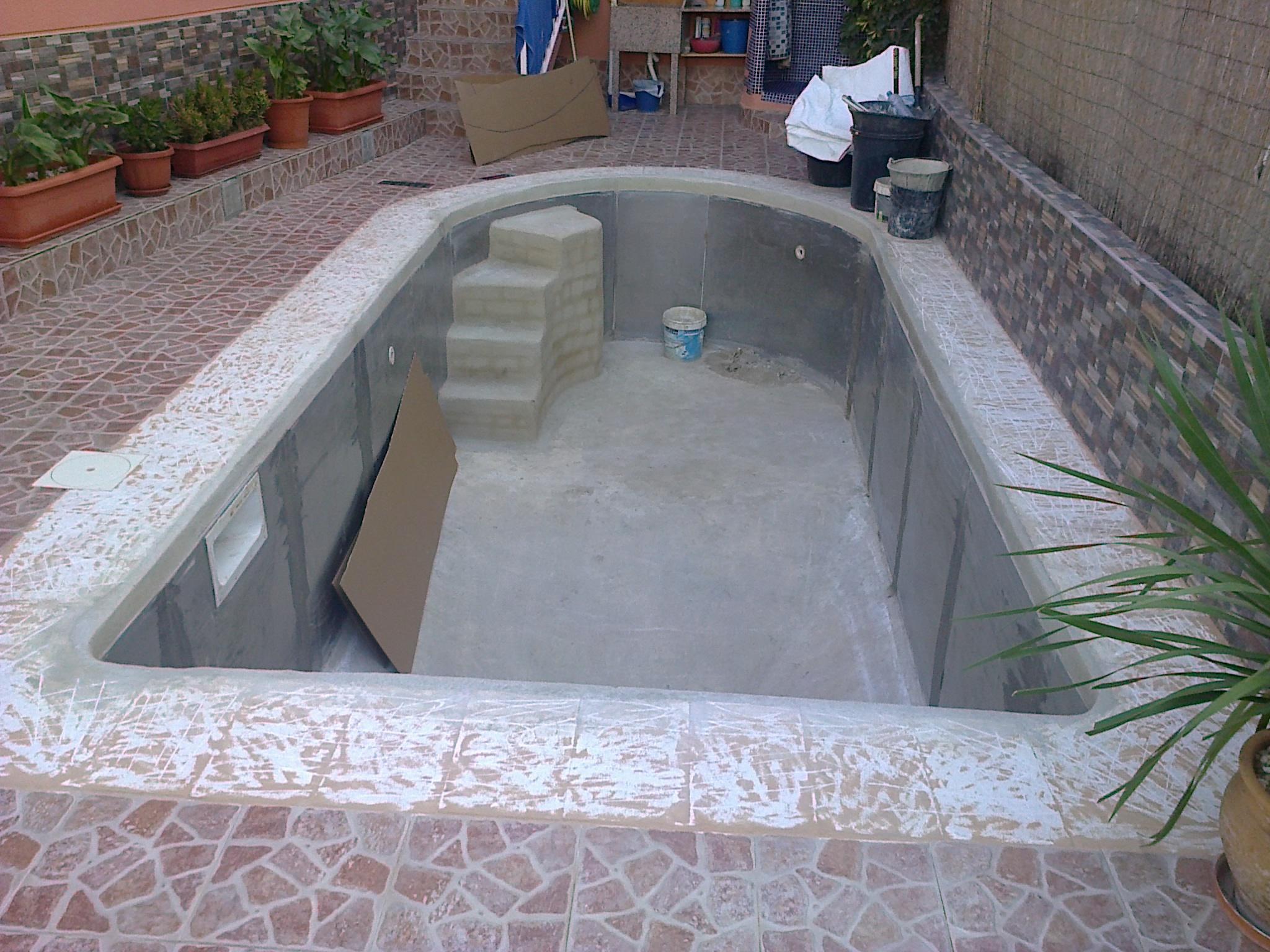 Liner armado piscinas precio pvc liquido ak blanco botes Piscina interior precio