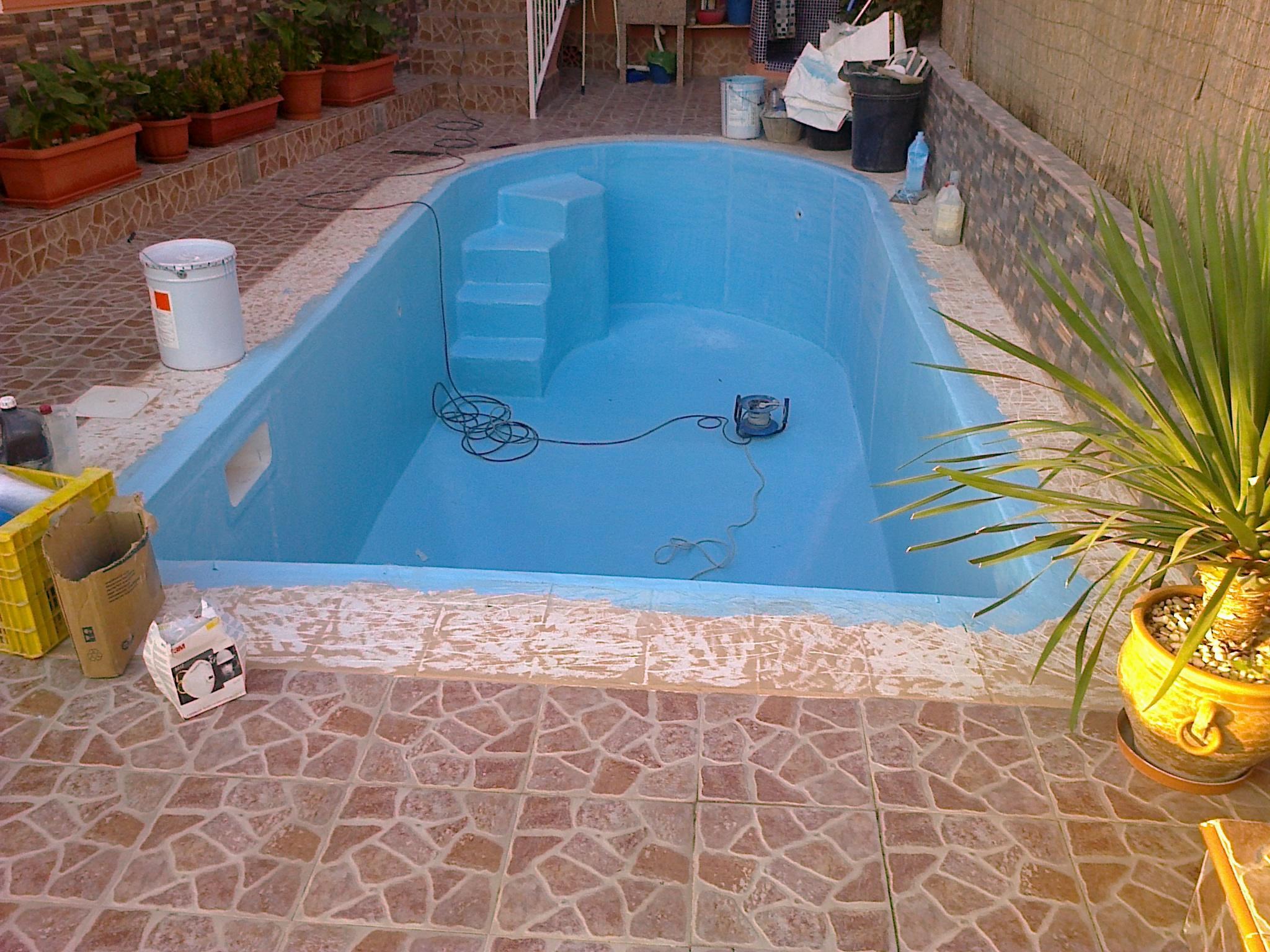 revestimiento piscina de liner