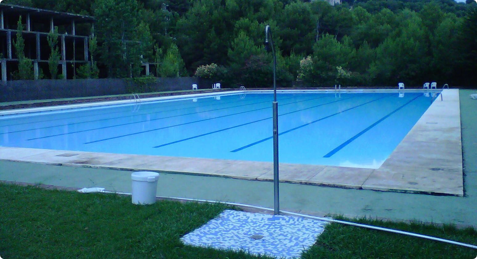 Recubrimientos piscinas rehabilitaciones for Piscina paiporta