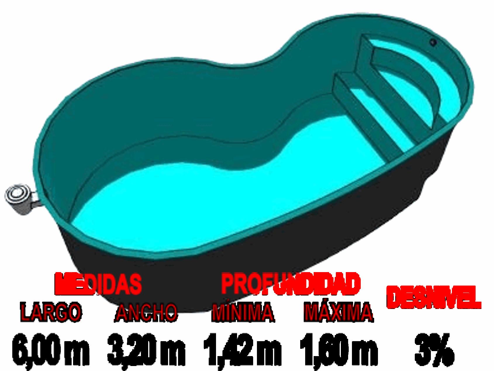 Cat logo de Piscinas Prefabricadas