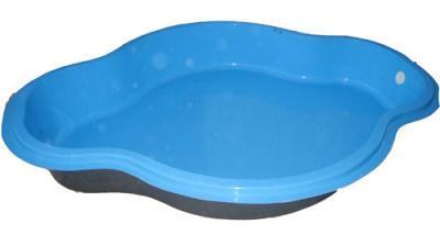 Barpool piscinas prefabricadas de poliester reforzadas for Estanques de fibra de vidrio