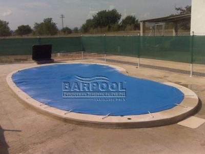 Es necesario cubrir su piscina en invierno for Piscinas barpool
