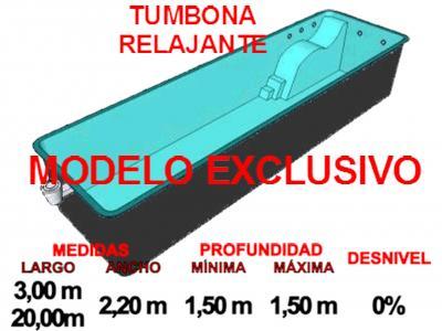 Piscinas prefabricada rectangular de fibra piscinas for Medidas piscina semiolimpica